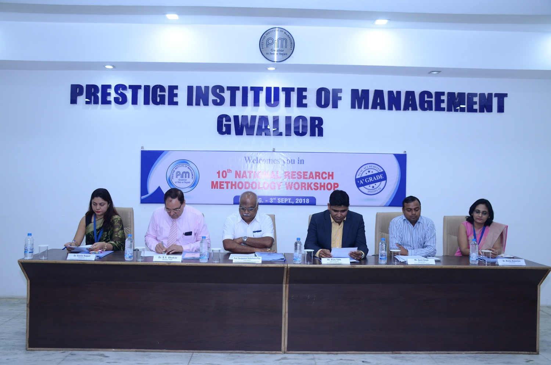 Prestige Institute Of Management Gwalior   top mba college